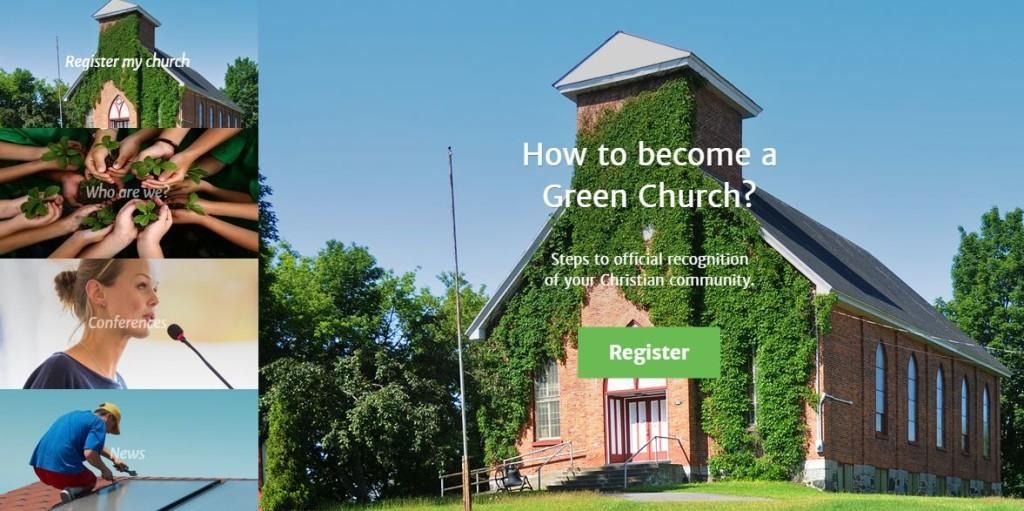 Мережа «Зелених церков» має свої сайти, де дають різні практичні рекомендації, пропонують різні майстер-класи, презентації, проповіді. Наприклад, www.greenchurches.ca, www.creationcare.org.